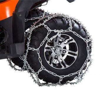 Lumiketjut taka (pari) ATV Hunter 150cc