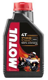 Motul 12x1L 7100 10w40 öljy täyssynteettinen