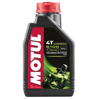 Motul 1L 5100 10w40 öljy, puolisynteettinen