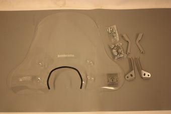 windshield transparent low