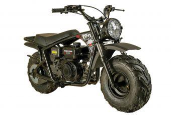 Crossipyörä valmistajalta Ten7, Mudmaster värissä Musta 1