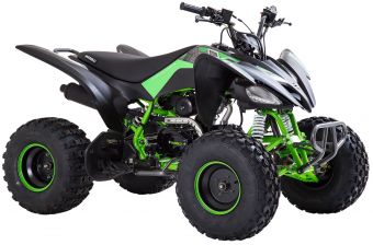 Mönkijä valmistajalta Viarelli, Agrezza 125cc värissä Vihreä 1